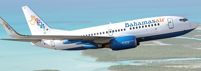 stockholm bahamas flyg