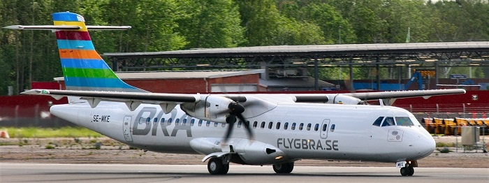 Flyg Stockholm Sundsvall