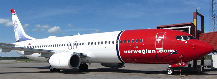 flyg från luleå till stockholm