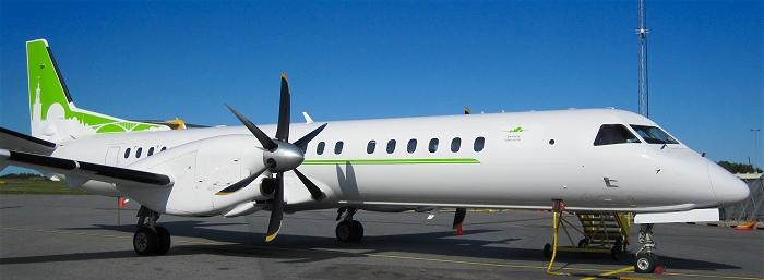 Airline Gotlandsflig (Gotlandsflyg) .2